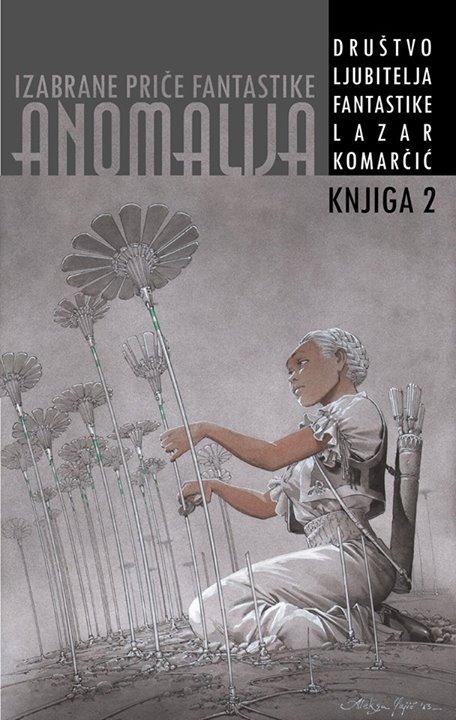 Izvrsna naslovnica Alekse Gajića